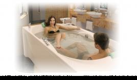 Акриловая ванна АТЛАНТ