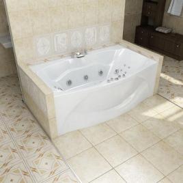 Акриловая ванна ОСКАР