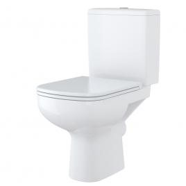 Colour WC-компакт с сиденьем дюропласт и микролифт