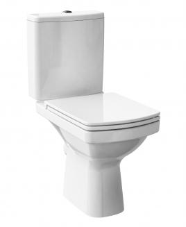 EASY WC-компакт с сиденьем дюропласт микролифт