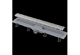 APZ10 Simple Водоотводящий желоб с порогами для перфорированной решетки
