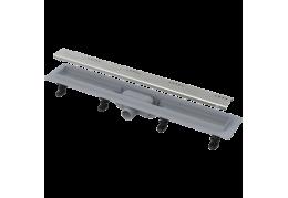 APZ8 Водоотводящий желоб с порогами для перфорированной решетки