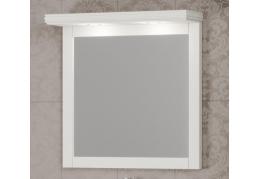 Зеркало Мираж 80 Слоновая кость