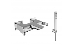 CODE Bath Mixer With Shower Set