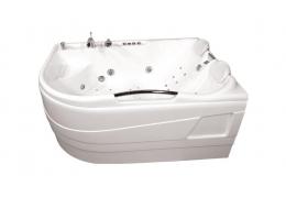 Акриловая ванна РЕСПЕКТ [левая]