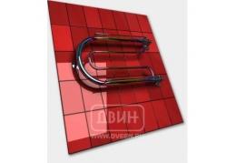 Водяной полотенцесушитель B с полочкой