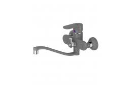 CAL2533A45F Смеситель Calorie для ванны графит