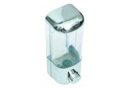 Дозатор для жидкого мыла хром