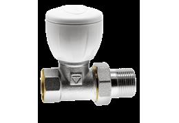 Арматура для подключения радиаторов отопления HLV-107008L