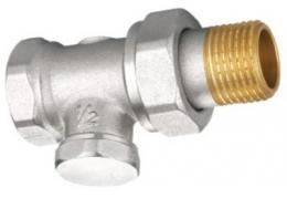 Арматура для подключения радиаторов отопления HLV-107010