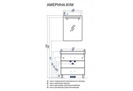 АМЕРИНА 80 М