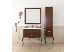 Комплект мебели Фреско 80, светлый орех