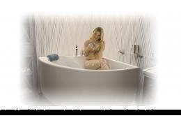 Акриловая ванна Тритон СИНДИ 125