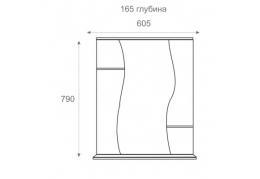 Комплект мебели Лира