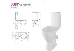 JUST WC-КОМПАКТ