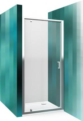 Душевая дверь распашная