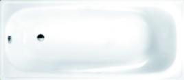 Ванна Стальная White Wave Italica 1,7 м (с подлокотниками)