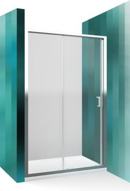 2х секционная дверь раздвижная