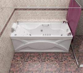 Акриловая ванна ДИАНА