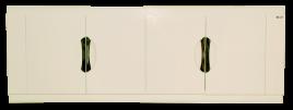 Экран для ванны Misty Жасмин L=1500 МДФ бежевая эмаль