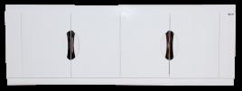 Экран для ванны Misty Жасмин L=1700 МДФ белая эмаль