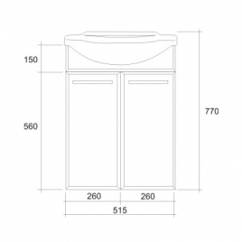 Комплект мебели Идеал