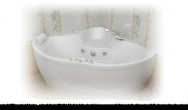 Акриловая ванна Тритон МЕДЕЯ 142