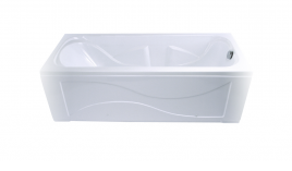 Акриловая ванна Стандарт 170х75