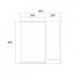 Комплект мебели Лагуна