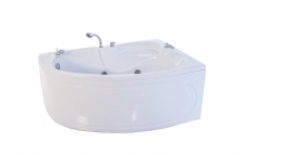 Акриловая ванна Тритон НИКОЛЬ [левая] 160
