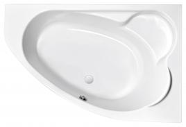KALIOPE 170 правая асимметричная ванна