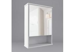 """Зеркало """"Орхидея"""" 1 дверь + ниша"""