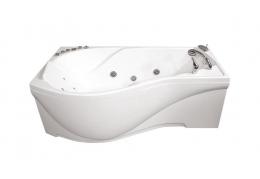 Акриловая ванна МИШЕЛЬ [правая]