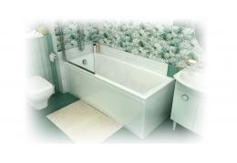 Акриловая ванна ДЖЕНА-170