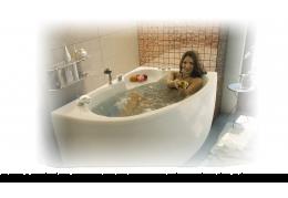 Акриловая ванна Тритон КАЙЛИ [левая] 150