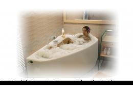Акриловая ванна Тритон ПЕАРЛ-ШЕЛЛ [левая] 160