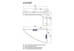 КOPHEP 100