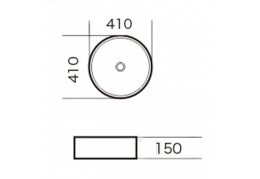 Раковина Grossman GR-3013