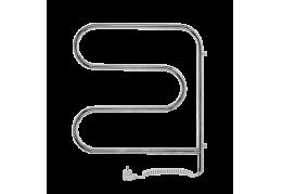 F-образный поворотный полотенцесушитель электрический