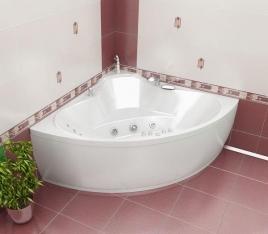 Акриловая ванна Тритон ТРОЯ 150