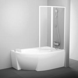 Штора для ванны VSK2 Rosa